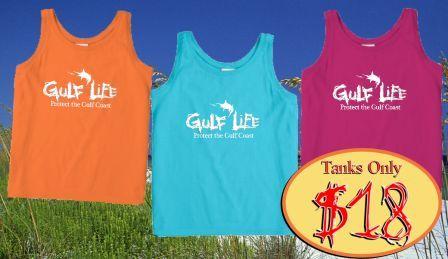 Gulf Tank Top