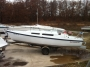 MacGregor 26 Sailboat w/Mercury OB